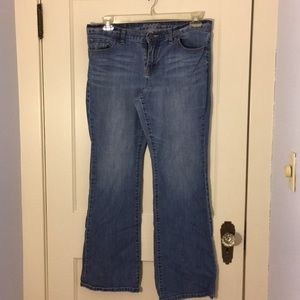 Express Size 12 Jeans